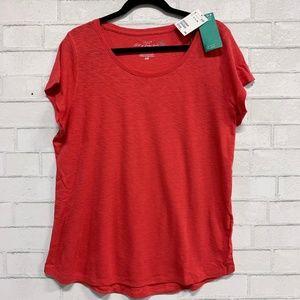 H&M Orange Short Sleeve Tee  - NWT - XL